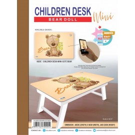 CHILDREN DESK MINI BEAR DOLL