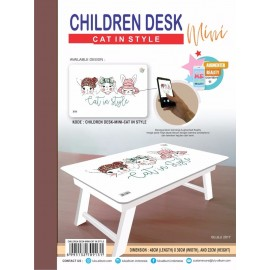 CHILDREN DESK MINI CAT IN STYLE