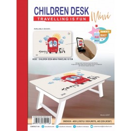 CHILDREN DESK MINI TRAVELING