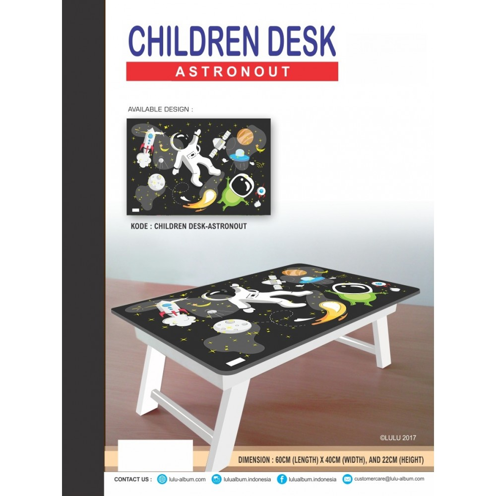 CHILDREN DESK ASTRONOUT