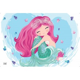 CHILDREN DESK MERMAID