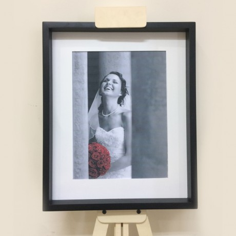 Family Custom Photo Frame 50 x 70 - 1 Box