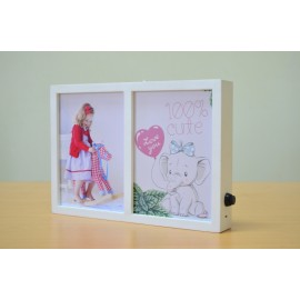 Photo Frame - Galeria Duo Light