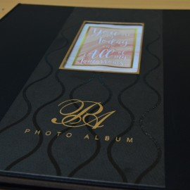 Lulu Album - Paket Magic Magnetic Jumbo HC 15 sheets