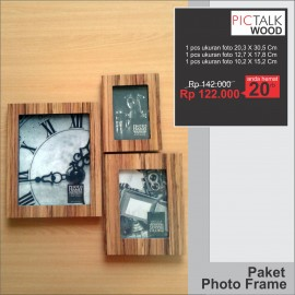 Photo Frame Series Wood