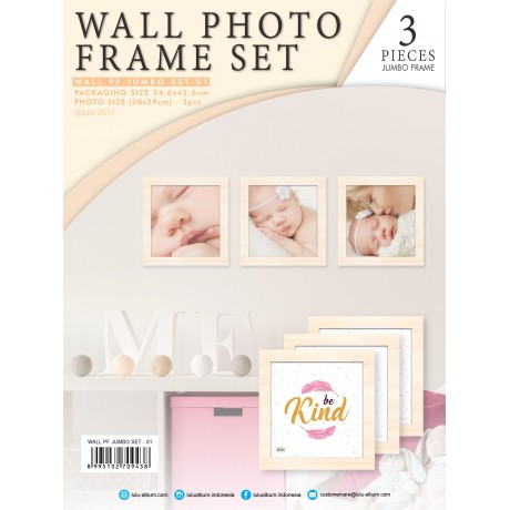 PF - WALL SET