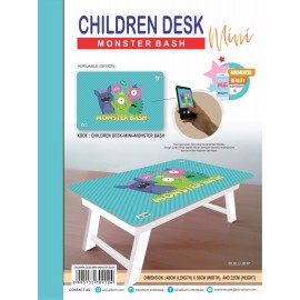 CHILDREN DESK MINI MONSTER BASH